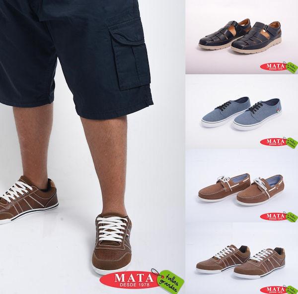 Zapatos Tallas Grandes De Hombre Para Verano Moda Tallas Grandes