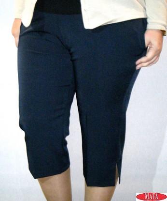 5d21fb8b Pantalones pirata en tallas grandes   Moda Tallas Grandes